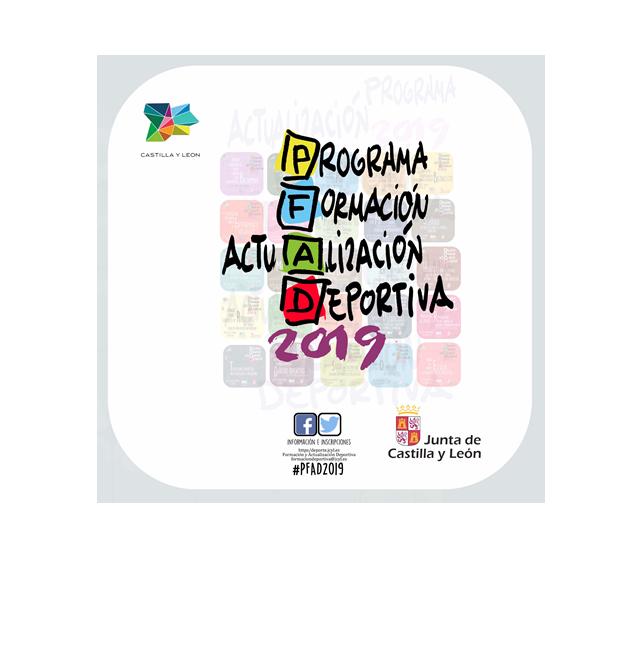 PROGRAMA DE FORMACIÓN Y ACTUALIZACIÓN DEPORTIVA DE LA JUNTA DE CYL