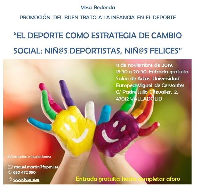 JORNADA EL DEPORTE COMO ESTRATEGIA DE CAMBIO SOCIAL