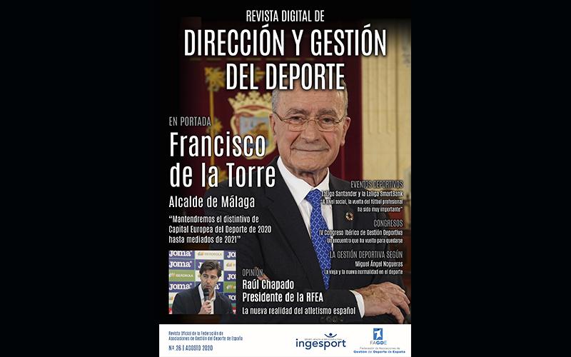 Nº26 REVISTA FAGDE CON ENTREVISTA AL PRESIDENTE DE AGEDECYL