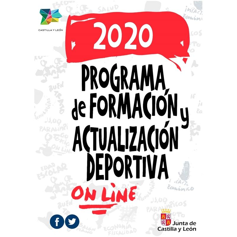 PROGRAMA DE FORMACIÓN DEPORTIVA DE LA JUNTA DE CYL
